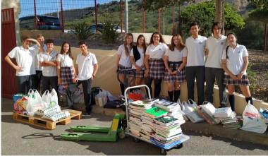 Habitat for Humanity Club: Los alumnos del Diploma realizan una actividad CAS junto a la ?Asociación de Mujeres La Aldeílla?