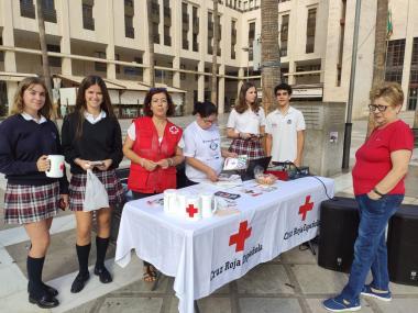 Community & Service: SEK Alborán colabora nuevamente con CRUZ ROJA