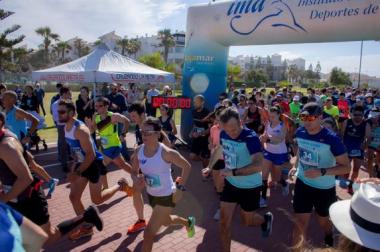 Sport Club: III CARRERA SOLIDARIA «RUN SEK FOR SIYAKULA»