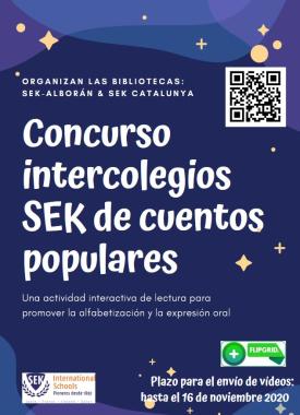 Concurso intercolegios SEK de relatos cortos