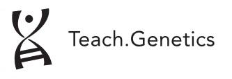 Teach genetics
