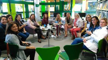 Reunión Club de lectura de madres
