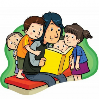 Read-aloud stories