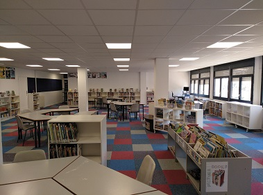 New PYP library