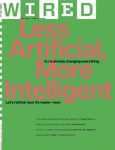 Vol26 N°12 - Diciembre - Less Artificial, More Intelligent. A.I. is already changing everything.
