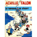 Achille Talon et La traversée du disert