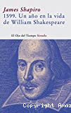 1599: un año en la vida de William Shakespeare