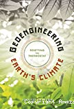 Geoengineering Earth's climate